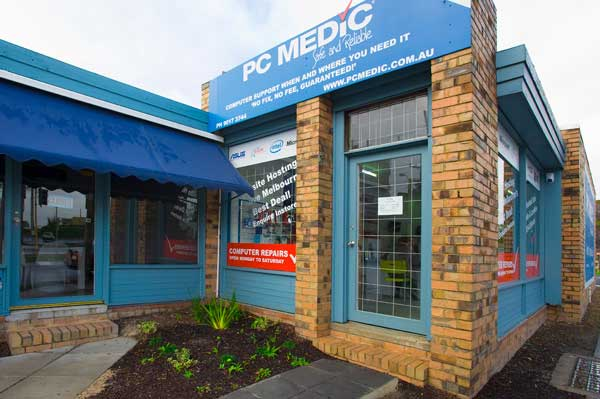 PC Medic in Ringwood. Data Recovery, Apple Repairs, PC Laptop Repairs & Photo Recovery.